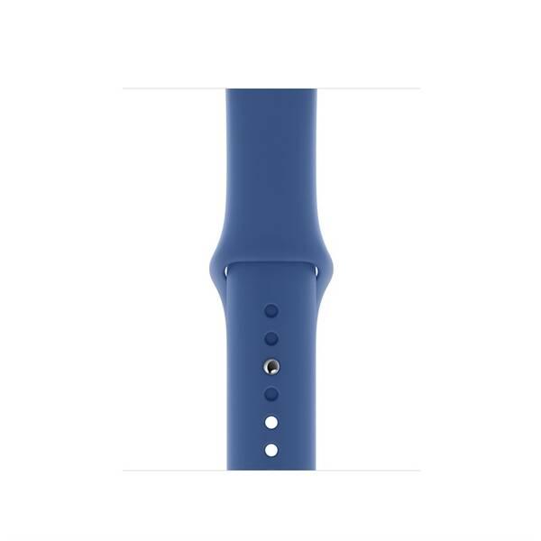 Řemínek Apple Watch 40mm delftsky modrý sportovní - S/M a M/L (MV682ZM/A)