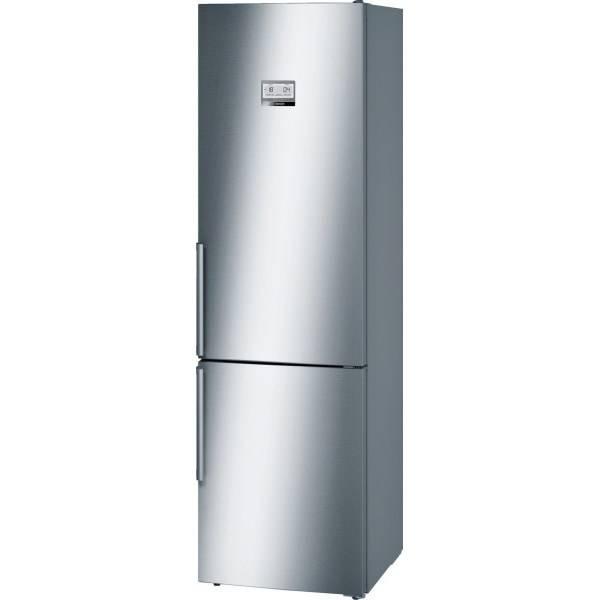 Kombinácia chladničky s mrazničkou Bosch KGN39AI45 nerez