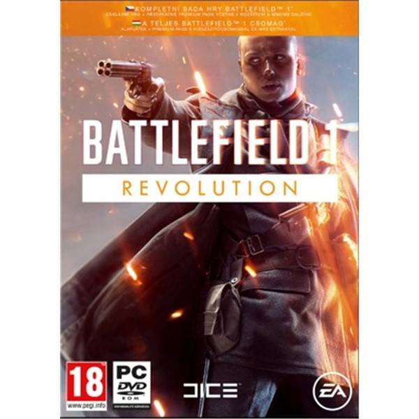 Hra EA PC Battlefield 1 Revolution (5030939122424)