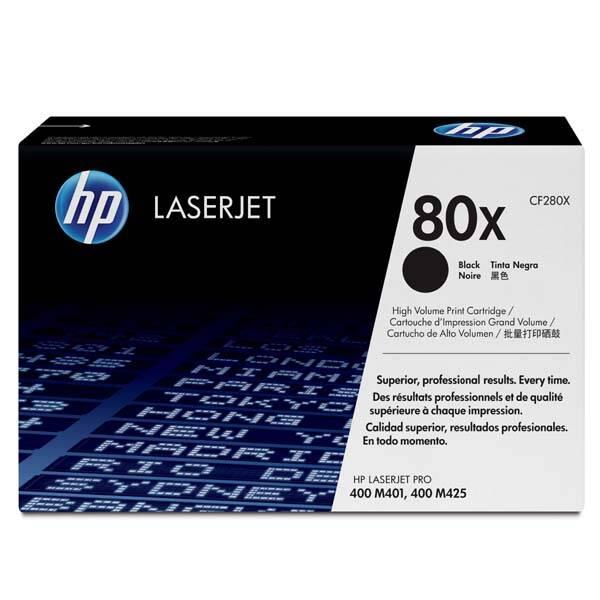 Toner HP 80X, 6900 stran (CF280X) čierny