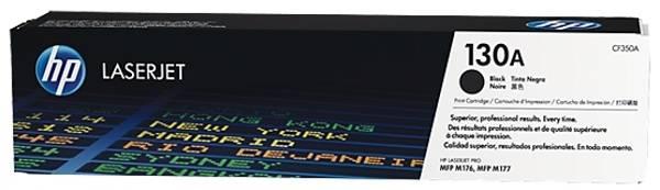 Toner HP CF350A - originální (CF350A) černý