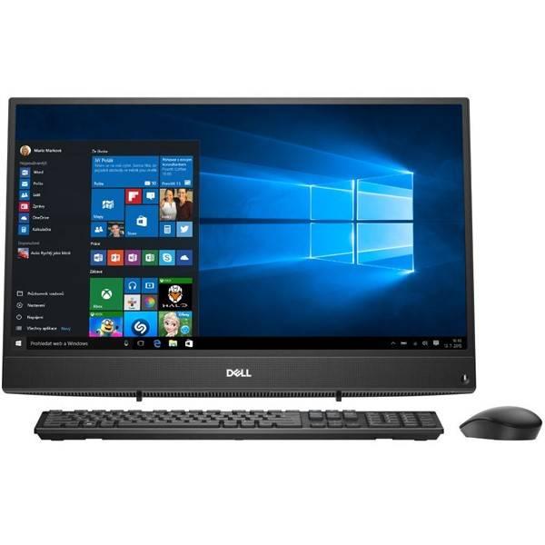 Počítač All In One Dell Inspiron AIO 3477 (A-3477-N2-511K) černý