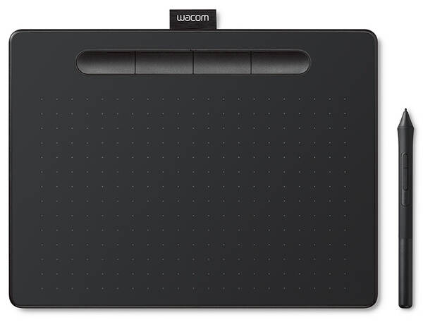 Tablet Wacom Intuos S (CTL-4100K) černý (vrácené zboží 8800303194)