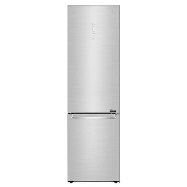 Chladnička s mrazničkou LG GBB92STAQP nerez