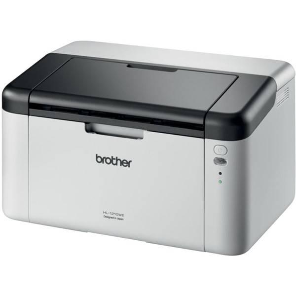 Tiskárna laserová Brother HL-1210WE (HL1210WEYJ1) bílá