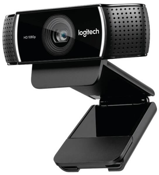 Webkamera Logitech C922 Pro Stream (960-001088) černá