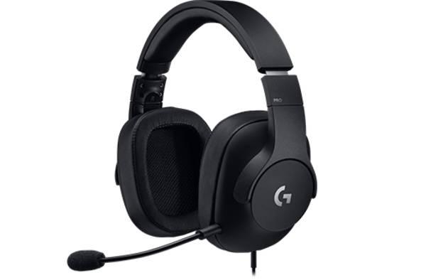 Headset Logitech G Pro (981-000721) čierny