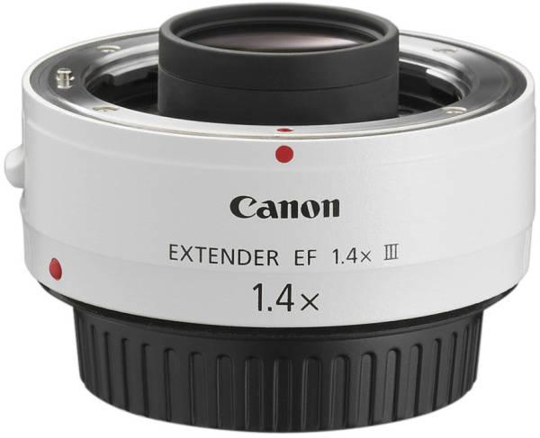 Predsádka/filter Canon Extender EF 1.4 X III (4409B005) biela