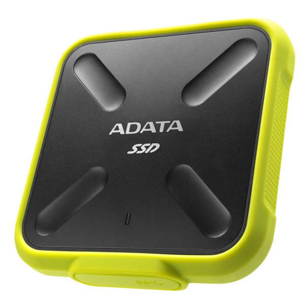 SSD externí ADATA SD700 512GB (ASD700-512GU3-CYL) žlutý