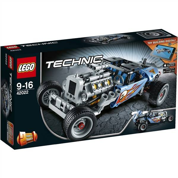 Stavebnice LEGO® Technic 42022 Hot Rod