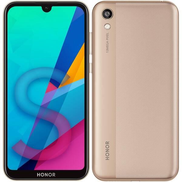 Mobilní telefon Honor 8S Dual SIM (51093UXM) zlatý