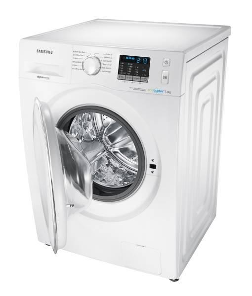 Automatická pračka Samsung WF70F5E2U2W/LE bílá