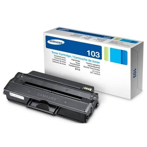 Toner Samsung MLT-D103L, 2,5K stran (MLT-D103L/ELS) černý