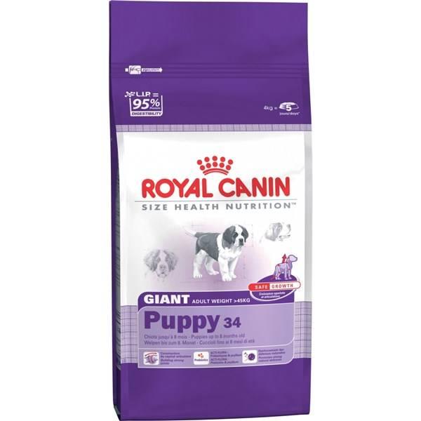 Granule Royal Canin Giant Puppy 15 kg