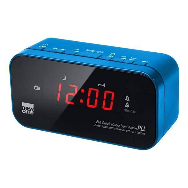 Radiobudík NEW ONE CR120BL modrý