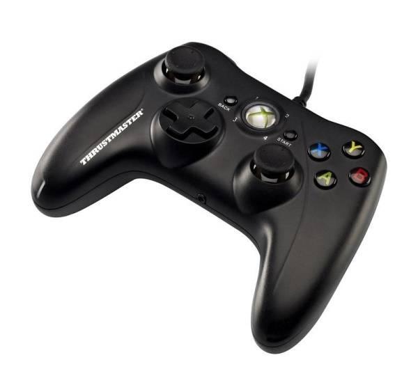 Gamepad Thrustmaster GPX 360 pro PC, Xbox 360 čierny