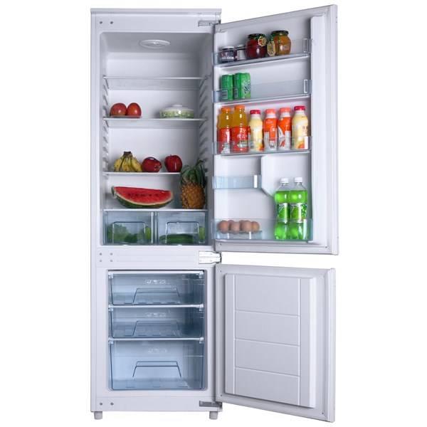 Kombinace chladničky s mrazničkou Amica BK 313. 3 bílá