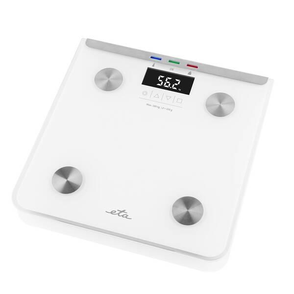 Osobní váha ETA Laura 0781 0000 bílá