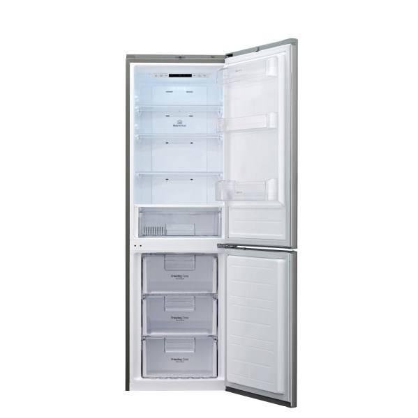 Kombinace chladničky s mrazničkou LG GBB539PZCZS nerez