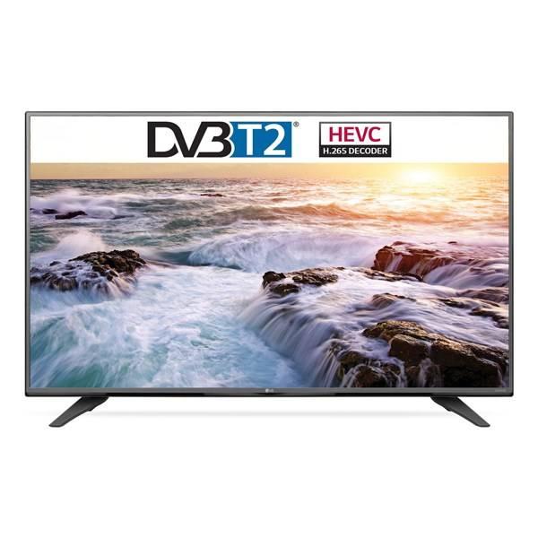Televize LG 49UF6857 černá