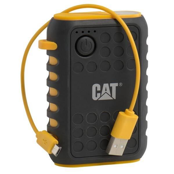 Powerbank Caterpillar ACTIVE URBAN 10 000 mAh (CUPB-BLYE-00G-0A0) (vrácené zboží 8800213284)