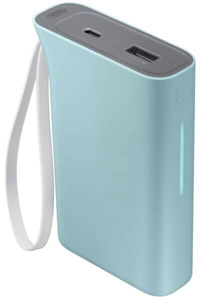 Power Bank Samsung Kettle 5100 mAh (EB-PA510BLEGWW) modrá