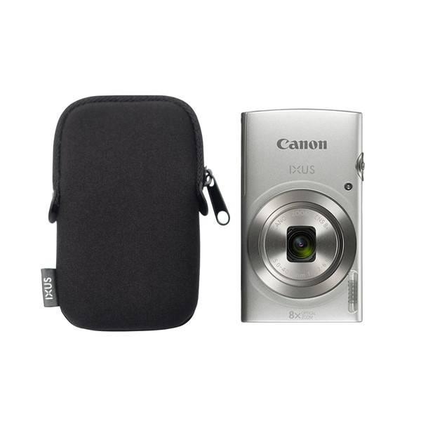 Digitálny fotoaparát Canon IXUS 185 + orig.púzdro strieborný