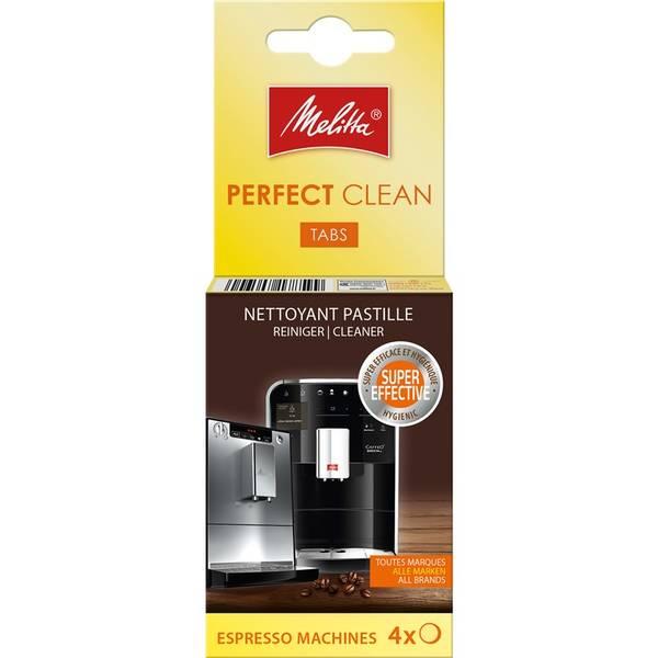Čisticí tablety pro espressa Melitta Perfect clean Espresso 4x1,8g
