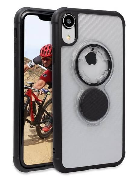Kryt na mobil Rokform Crystal Clear pro Apple iPhone XR (305220P) průhledný