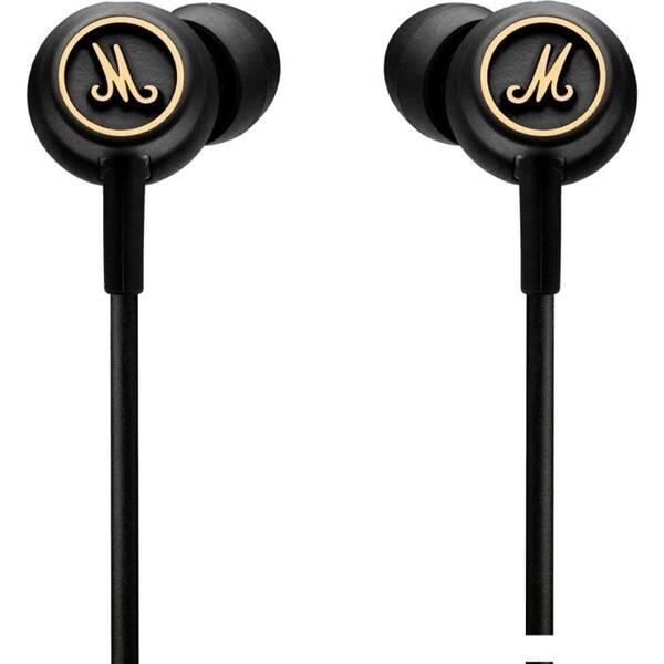 Sluchátka Marshall Mode EQ černá