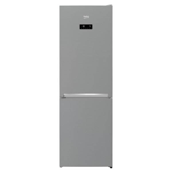 Chladnička s mrazničkou Beko RCNA 366 E40XP titanium