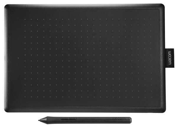 Tablet Wacom One By Medium (CTL-672-N) čierny/červený