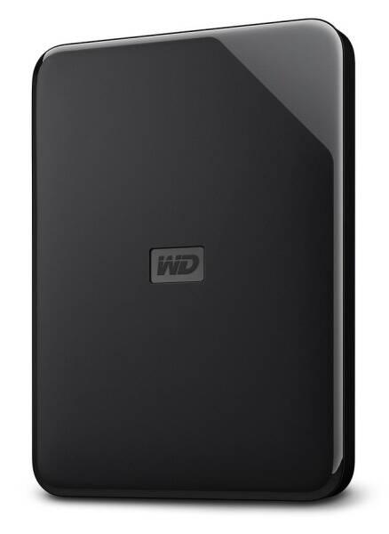 Externý pevný disk Western Digital Elements Portable SE 2TB (WDBJRT0020BBK-WESN) čierny