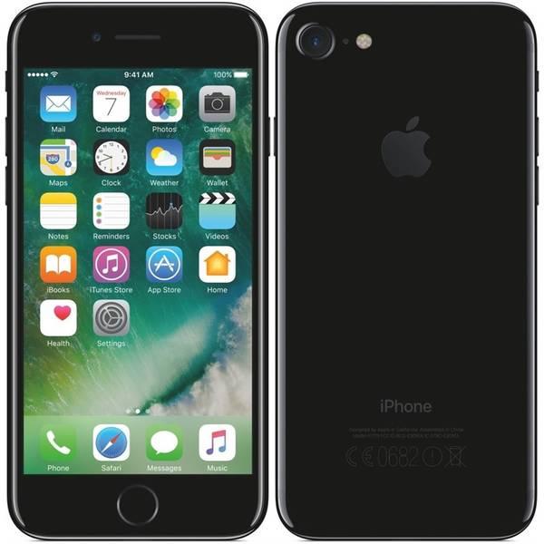 Mobilní telefon Apple iPhone 7 128 GB - Jet Black (MN962CN/A)