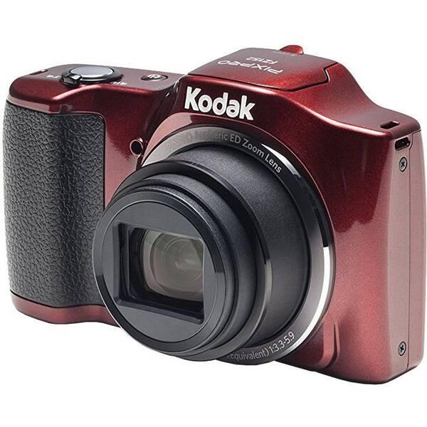 Digitálny fotoaparát Kodak Friendly Zoom FZ152 červený