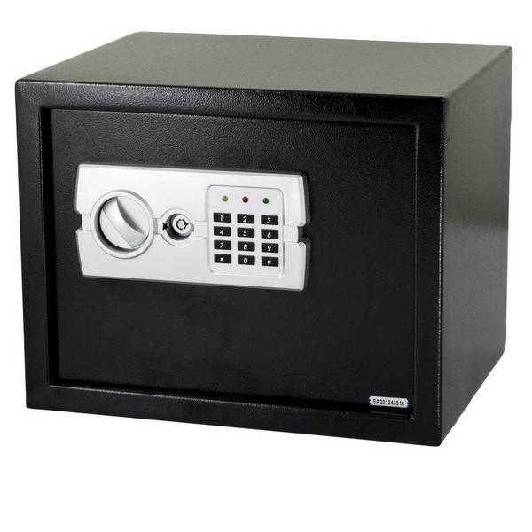 Trezor digitální G21 GA-E30 380x300x300mm černý