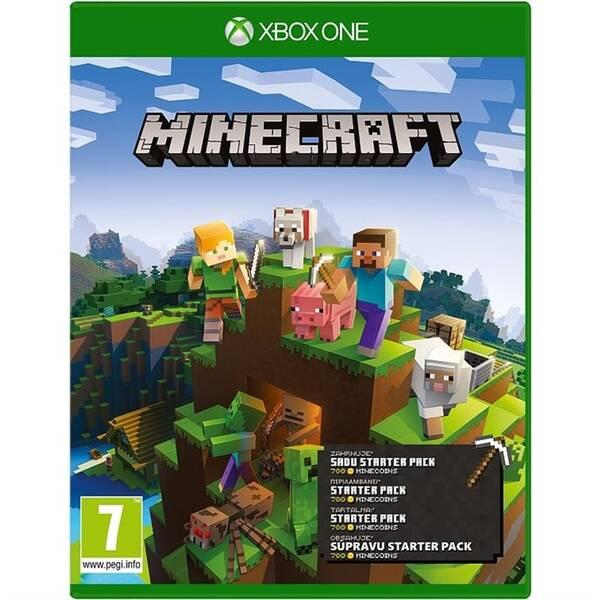 Hra Microsoft Xbox One Minecraft Starter Collection (44Z-00124) (vrácené zboží 8800170922)