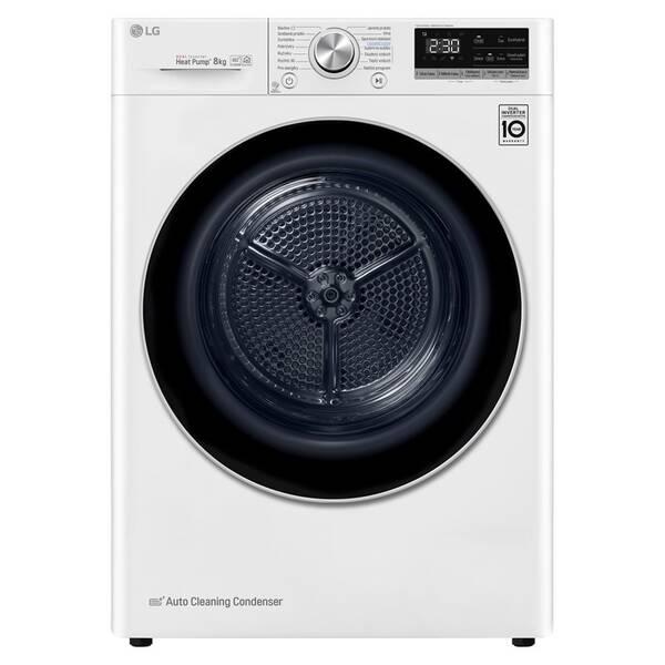 Sušička prádla LG RC81V9AV3Q bílá