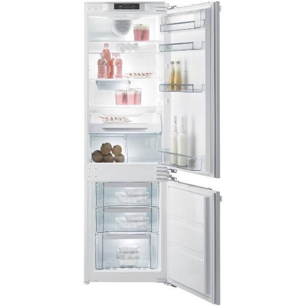 Kombinácia chladničky s mrazničkou Gorenje NRKI 5181 LW biela