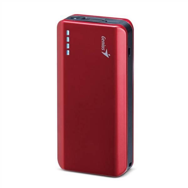 Power Bank Genius ECO-u622 6000mAh (39800011103) červená