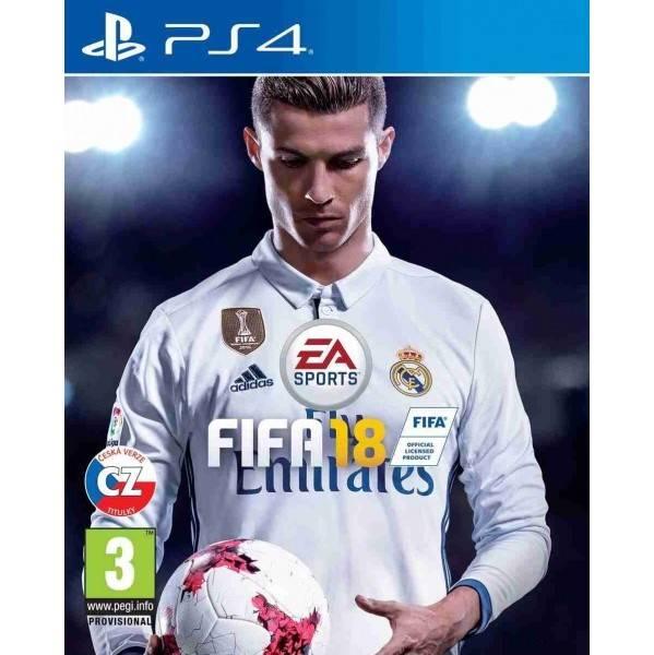 Hra EA PlayStation 4 FIFA 18 (EAP420611)