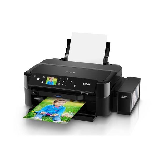 Tiskárna inkoustová Epson L810 (C11CE32401) černá