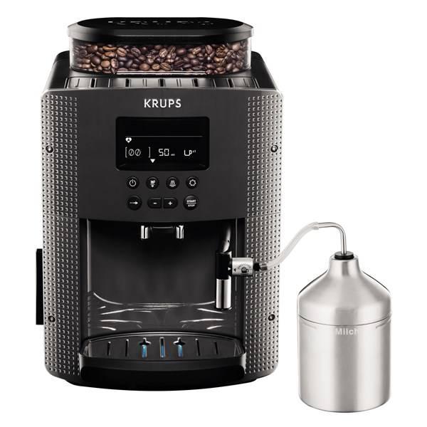 Espresso Krups EA816B70 šedé