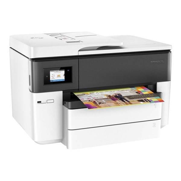 Tiskárna multifunkční HP Officejet Pro 7740 (G5J38A#A80)