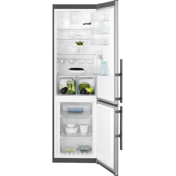 Chladnička s mrazničkou Electrolux EN3853MOX nerez