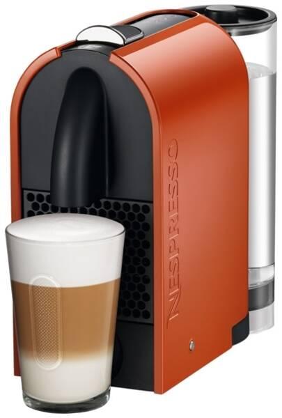 Espresso DeLonghi Nespresso U EN110O oranžové