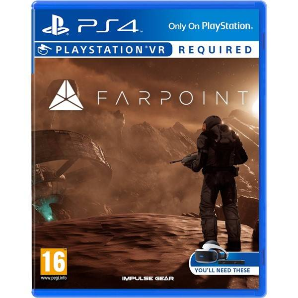 Hra Sony PlayStation VR Farpoint (PS4) (PS719848554)