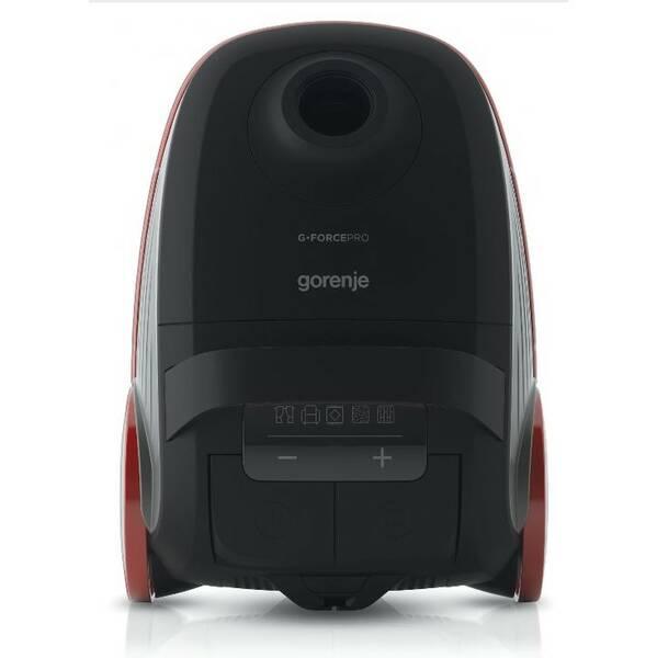 Podlahový vysavač Gorenje G Force Pro VCEA22GPRBK černý