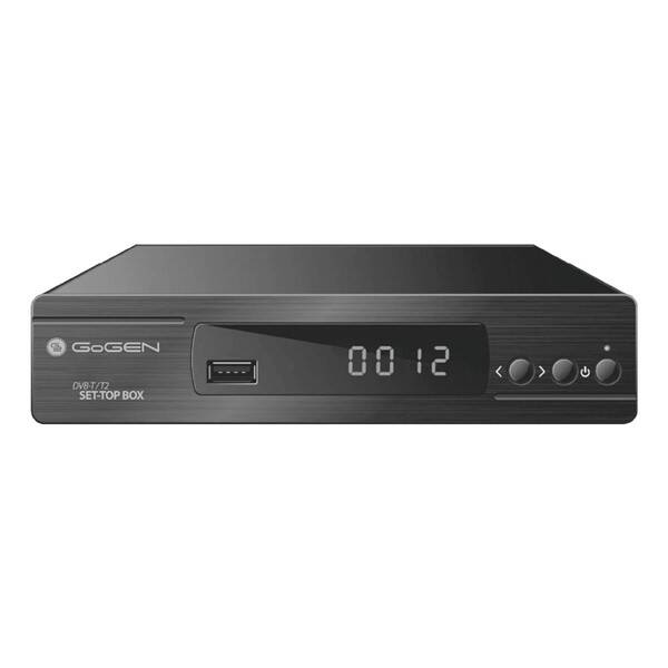 Set-top box GoGEN DVB168T2PVR černý