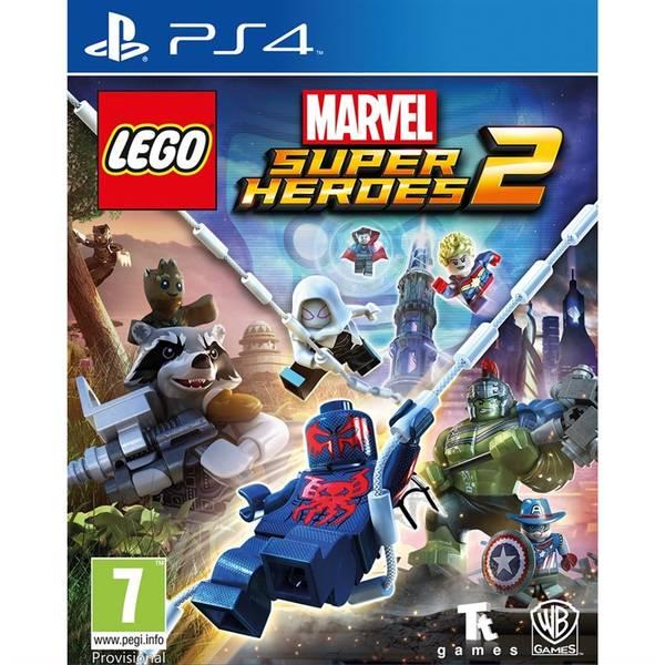 Hra Ostatní PlayStation 4 LEGO Marvel Super Heroes 2 (5051892210812)
